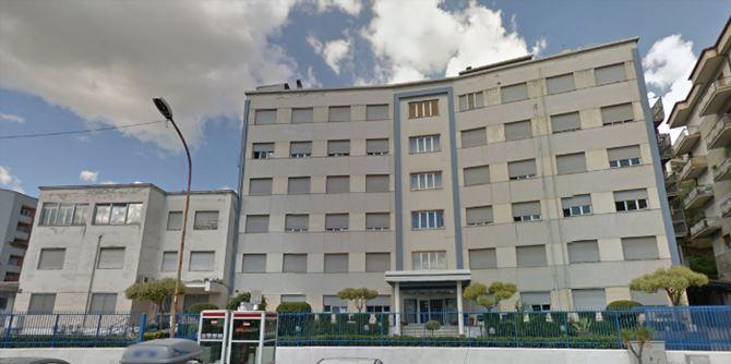L'ospedale La Madonnina