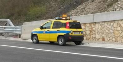 Frana sull'A2 tra Morano e Frascineto in direzione sud: carregiata ristretta