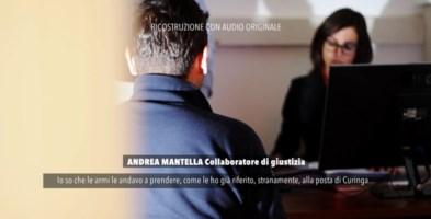 Armi, lingotti d'oro e soldi: il pentito Mantella svela il «pozzo» in Svizzera del clan Anello