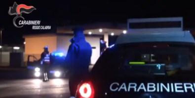 L'operazione dei carabinieri che ha portato alla cattura di Morgante