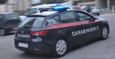 Disposto l'arresto a Foggia, vengono beccati nel Cosentino: in manette due napoletani