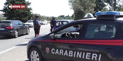 Furti nelle auto tra Cittanova e Taurianova, nei guai tre pregiudicati siciliani