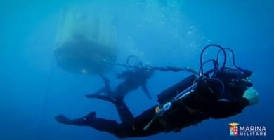 Ordigni bellici nel mare di Monasterace, al via le operazioni di disinnesco