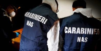 Rsa, controlli dei Nas anche a Reggio Calabria: sospesa l'attiva di una struttura