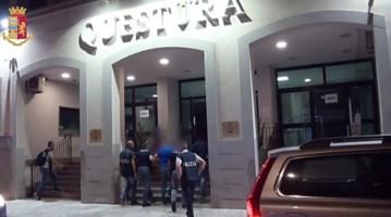 Arrestati elementi di spicco della cosca Serraino