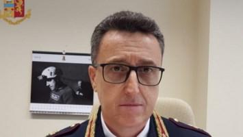 Antonio Sepe, alla guida della Divisione anticrimine della Questura di Vibo Valentia