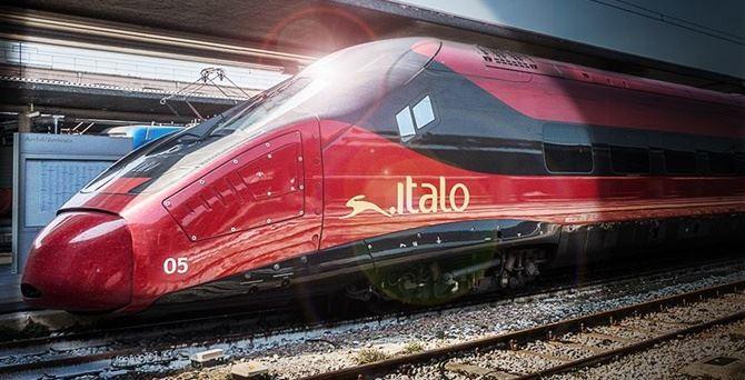 foto dalla pagina facebook di Italo