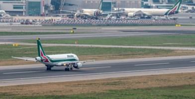 Alitalia torna a volare in Calabria, riprendono i voli da Reggio e Lamezia