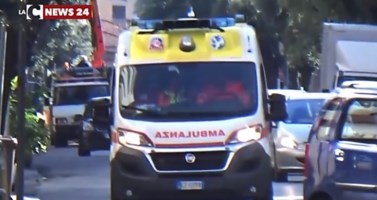 Ambulanza, immagine di repertorio