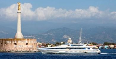 I traghetti Blu Jet