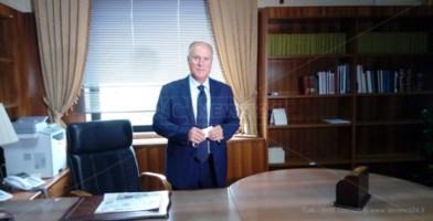 Rodolfo Palermo, nuovo presidente del tribunale di Catanzaro