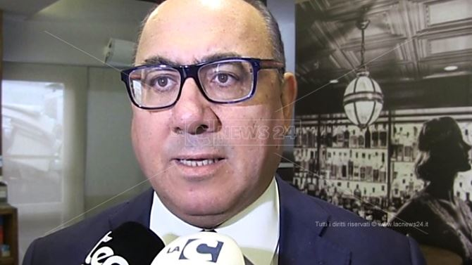 Il consigliere regionale Carlo Guccione