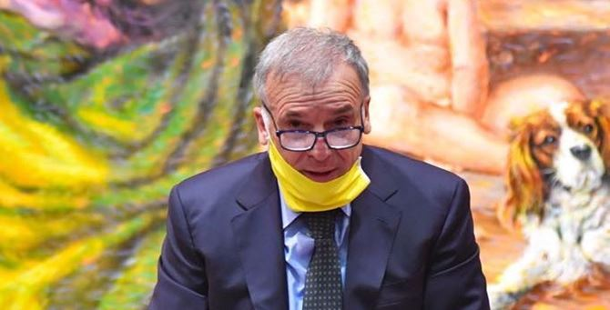 Mimmo Tallini, presidente del consiglio regionale