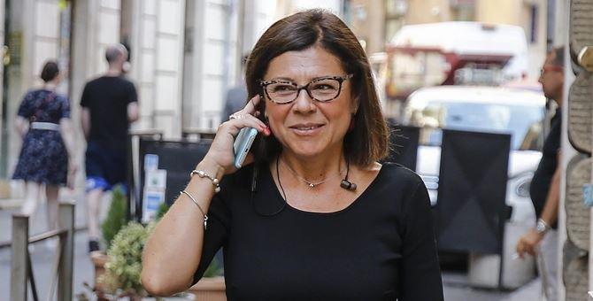 Il ministro Paola De Micheli