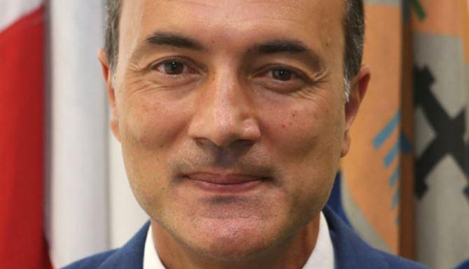 Il consigliere regionale Giannetta (foto Consiglio regionale)