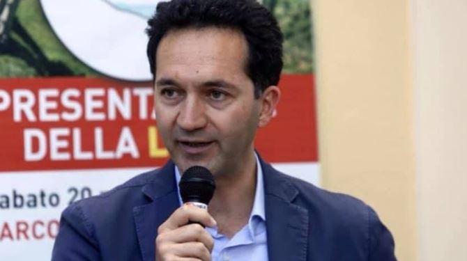Il consigliere regionale Francesco Pitaro, foto fb