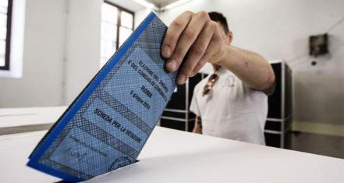 Votazioni comunali, immagine ansa