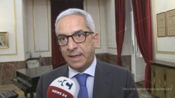 Il presidente di Anci Calabria Marcello Manna