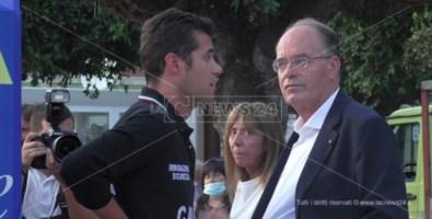 Andrea Crippa e Antonino Minicuci