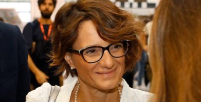 Il ministro Bonetti (foto facebook)