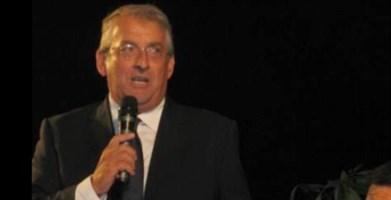Il senatore Magorno, foto fb