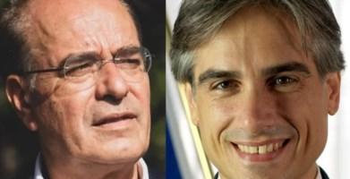 Reggio Calabria, Antonino Minicuci  e Giuseppe Falcomatà