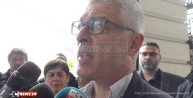 Il presidente della commissione Antimafia, Nicola Morra