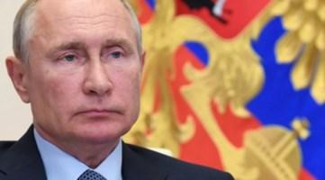 Russia, il presidente Putin