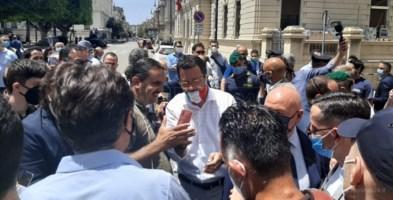 Salvini: «Modello Genova in tutta Italia». Verso l'ok a Minicuci candidato a Reggio