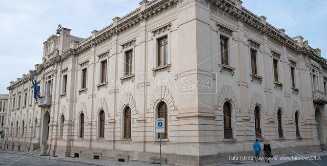 Il municipio di Reggio Calabria