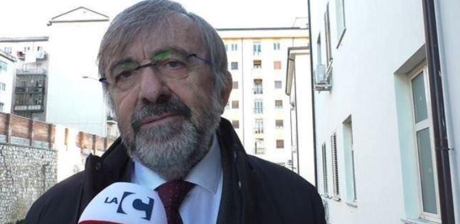 Il neo commissario ad acta, Giuseppe Zuccatelli