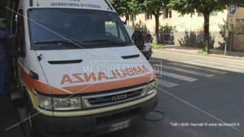 Due incidenti nel Cosentino: morto 54enne, gravemente ferito un motociclista