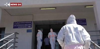 Coronavirus Catanzaro, contagio in corsia: 4 positivi tra pazienti e sanitari del Pugliese