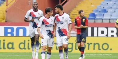 Serie A, inizio da incubo per il Crotone: tonfo per 4-1 in casa del Genoa