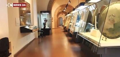 Il museo di Vibo Valentia