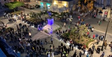 La nuova Piazza Vittorio Veneto a Tropea