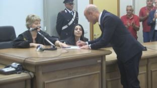 Paola, insediamento procuratore Bruni
