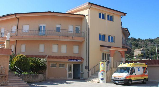 Il centro Sant'Andrea Hospice