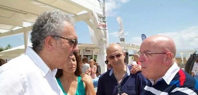 Nicola Adamo e Mario Oliverio