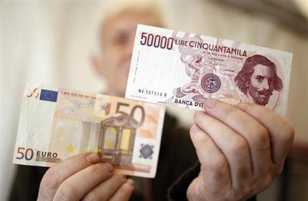 Conversione Lira Euro Lavviso Dellunioneonale Consumatori Tre Giorni Per Inviare La Diffida