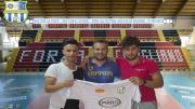 Corigliano Futsal, ufficiali Mister Marques e Tornatore e Trovato