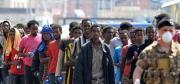 Sbarcati 37 migranti a Capo Colonna. Tra di loro numerosi minori