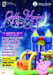 Il 13 agosto la 'Notte Magica' di Vibo Marina