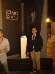 Rende, Premio elmo 2015 per Gianluca Covelli e il Museo del presente