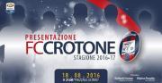 Il Crotone si presenta alla città