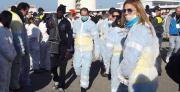Sbarco migranti a Reggio, denunciati presunti scafisti