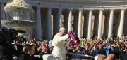 Papa Francesco tifa Crotone