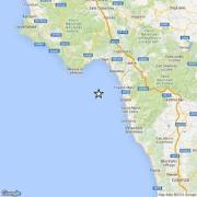 Terremoto, scossa di magnitudo 4.1 nel Cosentino