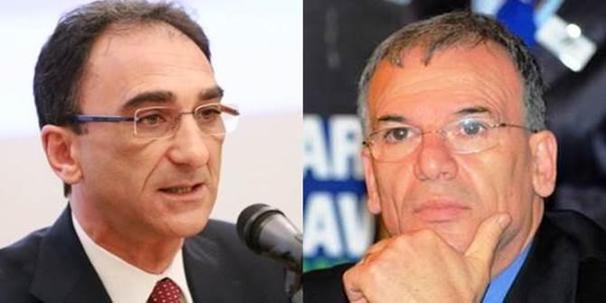 Sergio Abramo e Domenico Tallini