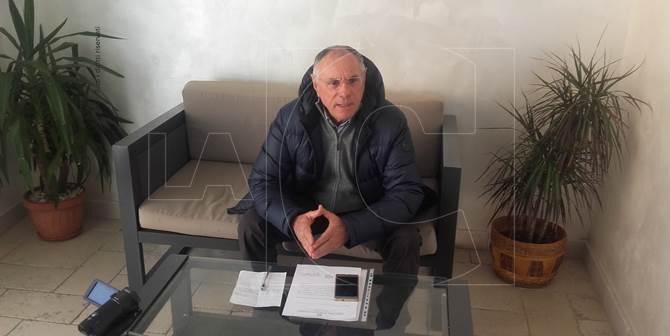 Il sindaco di Gioia Tauro Aldo Alessio